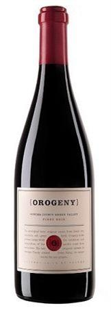 Orogeny Pinot Noir Russian River Valley